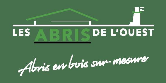 Logo-blanc-Les-Abris-de-l-ouest-ploneour-lanvern-pont-l-abbe-carport-terrassse-bois-sur-mesure
